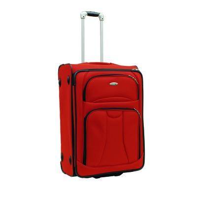 WestJet Navigator Luggage 26 inches Expandable Upright - Orange Color