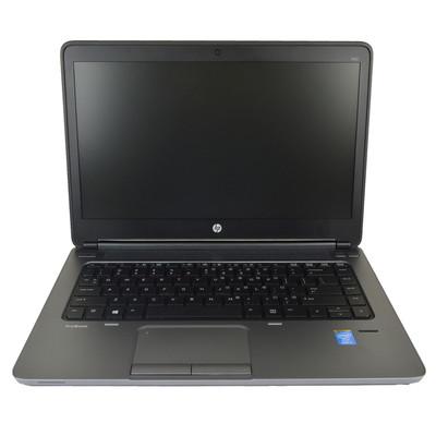 "HP 640G1 14.0"" Laptop, 2.5 GHz i5-4200M Processor, 4GB RAM, 320 HDD, Windows 8 Professional, English (G5U57UP#ABA)"