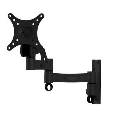 TygerClaw 10 to 24 inch Full Motion Wall Mount (LCD271BLK)