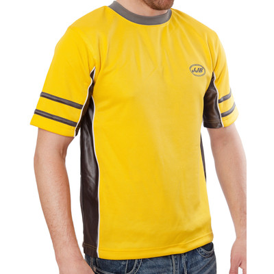 JJB Youth Athletic Wear Jersey - Soccer, Basketball - Yellow