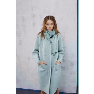 Lin Zhao Wool Coat