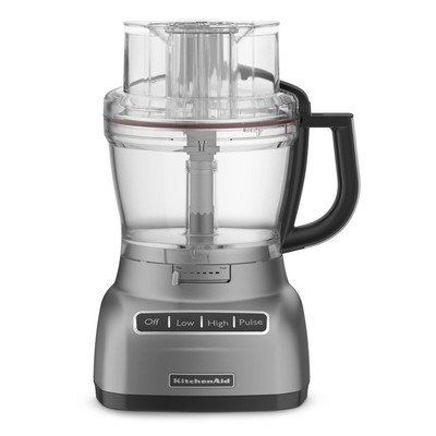Food Processor - 14 cup - Architect - Silver