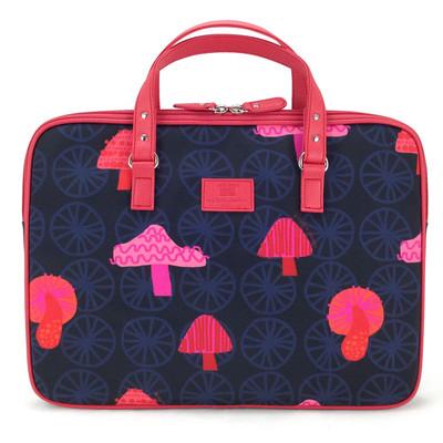 Mushroom laptop carry bag