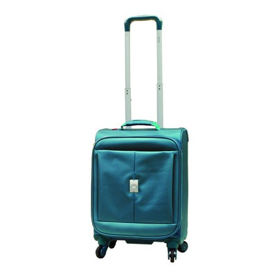 Delsey Helium Extreme Lite 2.0 Luggage 18 inches Cabin Spinner - Turquoise Color