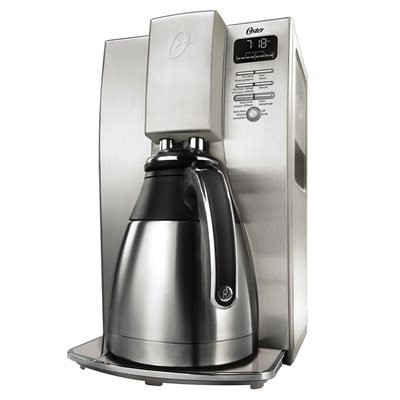 Oster Inspire Optimal Brew Thermal Coffee Maker 10-Cup
