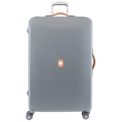 Delsey Honore Luggage 28 inches Spinner Trolley - Grey Color