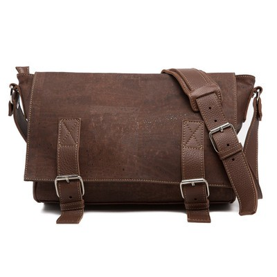 Mens Cork Messenger Bag - JMAX