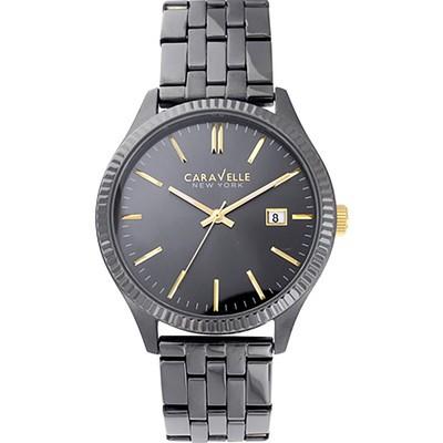 Mens Two-tone Dress Bracelet Watch