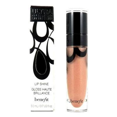 Benefit Ultra Shines Lip Shine Gloss Haute Brillance - Nudie-Tude