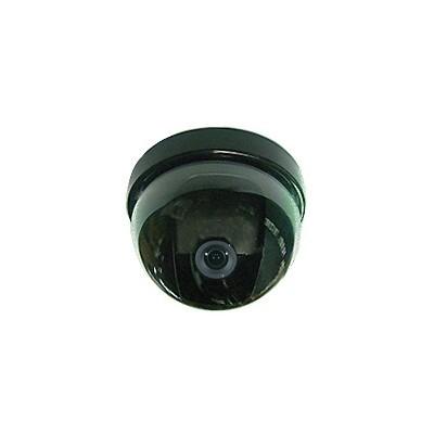 SeqCam Plastic Dome Color Security Camera  (SEQ5101)