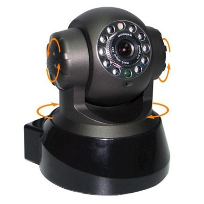 SeqCam Wired Pan and Tilt IP Camera  (SEQ5301)