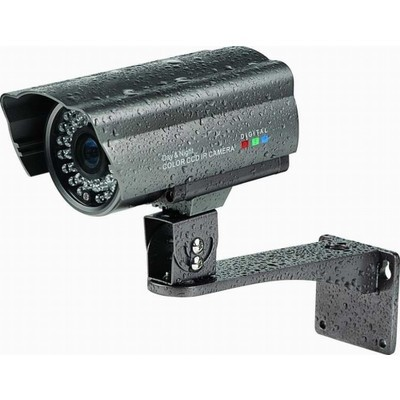 SeqCam Weatherproof IR Color Security Camera  (SEQ7203)