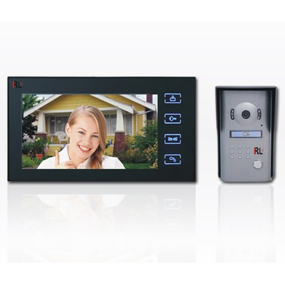 SeqCam 7 Inch Video Doorphone (Touch Pad)