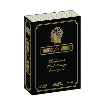 Word for Word Board Game - Bookstyle Box