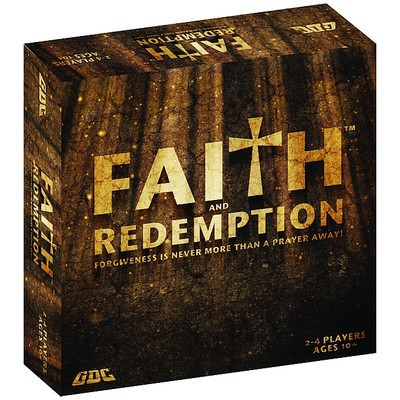 Faith and Redemption Board Game