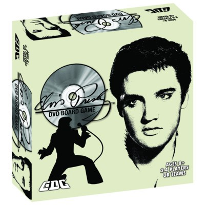 Elvis Presley DVD Board Game