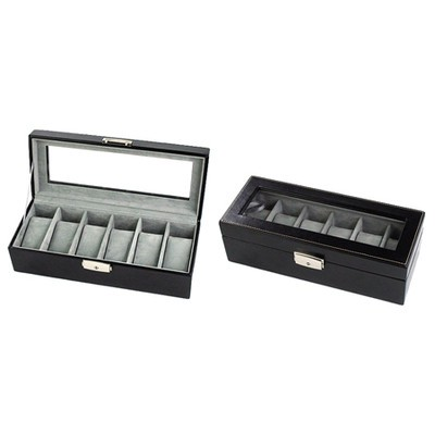 Black Watch/Bracelet Storage Case