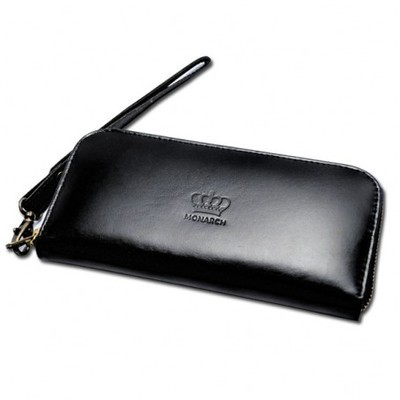 Accordion Clutch Wallet