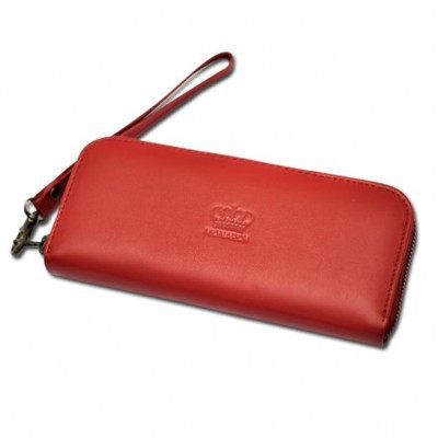 Accordion Clutch Walet with Strap
