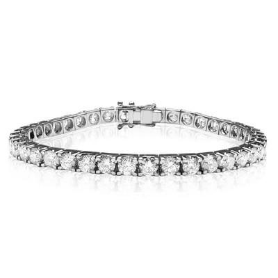 Lumax Design Diamond Tennis Bracelets