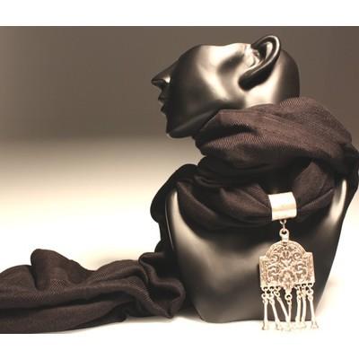 SAMBA pendant scarf