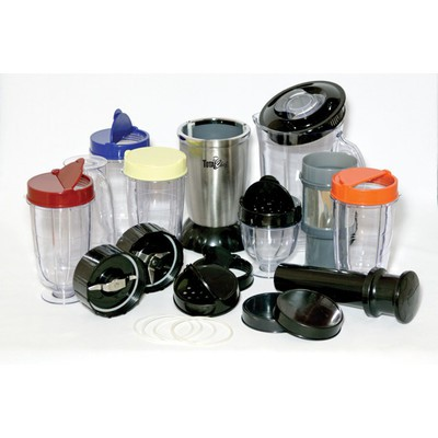Miracle Mixer Deluxe Stainless Steel (19 pc.)