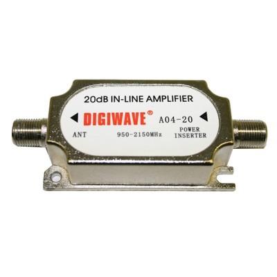 Digiwave Satellite Inline Amplifier (DGSA0420)