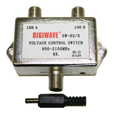 Digiwave 2 IN 1 OUT Voltage Controlled Switch (DGSSW02E)