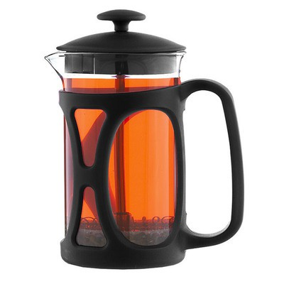 Grosche Basel 800ml Black French Press