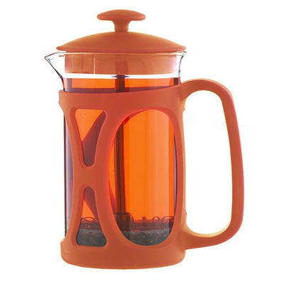 Grosche Basel 800ml Orange French Press