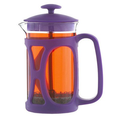 Grosche Basel 350ml Purple French Press