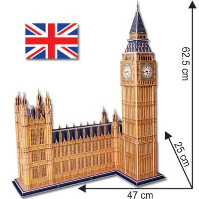 Big Ben - 3D Puzzle - XLarge
