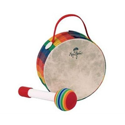 """Remo HD-2005-LK Kids Make Music Instrument with Mallet - 5""""x2"""" - Remo - HD2005LK"""