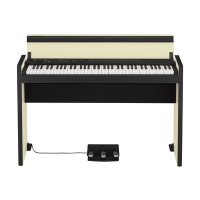 Korg LP-380 73-Key Digital Piano - Cream / Black - Korg - LP380-73-CB