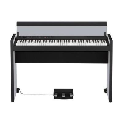 Korg LP-380 73-Key Electric Piano - Silver / Black - Korg - LP380-73-SB