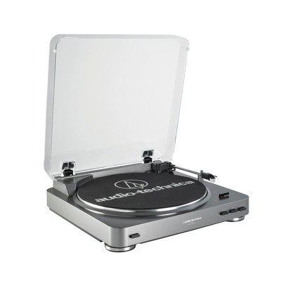 Audio Technica AT-LP60 Fully Automatic Belt-Drive Stereo Turntable - Audio-Technica - ATLP60(P)