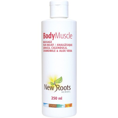New Roots BODY MUSCLE MASSAGE (LOTION)