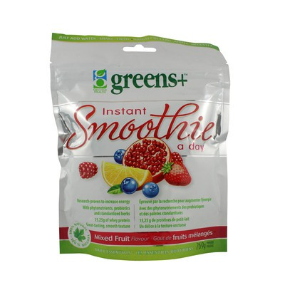 Genuine Health Greens+ Instant Smoothie - Mixed Fruit
