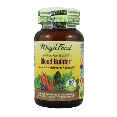 MegaFood Blood Builder 60 tablets