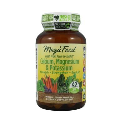 """""""MegaFood Calcium, Magnesium & Potassium"""""""
