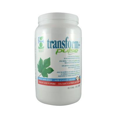 Genuine Health transform+ pulse - Natural Vanilla Almond