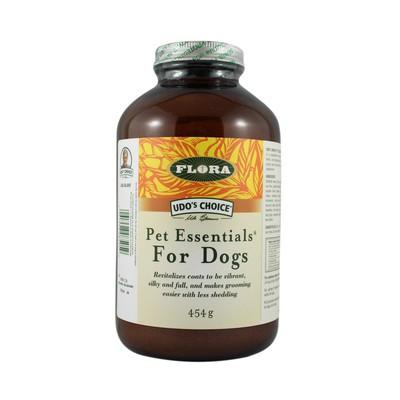 Flora Udo's Choice Pet Essentials For Dogs