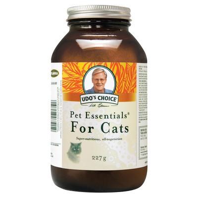 Flora Udo's Choice Pet Essentials For Cats