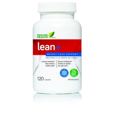 Genuine Health lean+ with Garcinia Cambogia