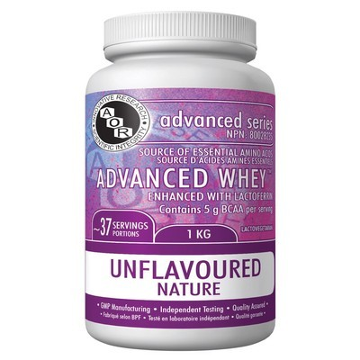 AOR Advanced Whey - Unflavoured