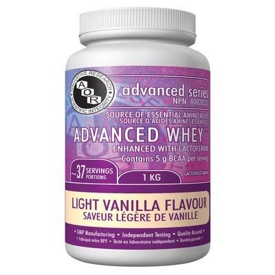 AOR Advanced Whey - Light Vanilla