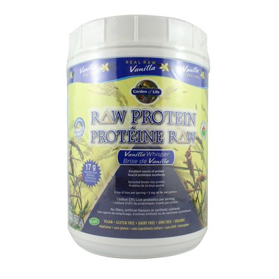 Garden of Life RAW Protein - Vanilla