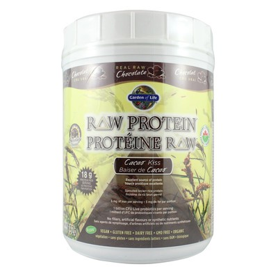Garden of Life RAW Protein - Chocolate Cacao Kiss 732 g