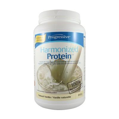Progressive Harmonized Protein - Natural Vanilla 840 g