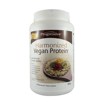 Progressive Harmonized Vegan Protein - Unflavoured 840 g